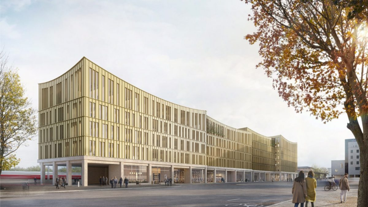 Nouveaux bureaux d'Augsbourg